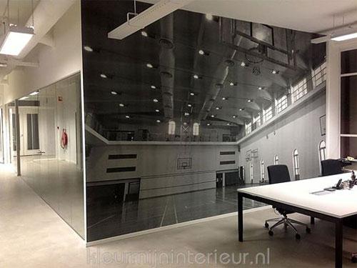 Een ruimtelijk kantoor ?