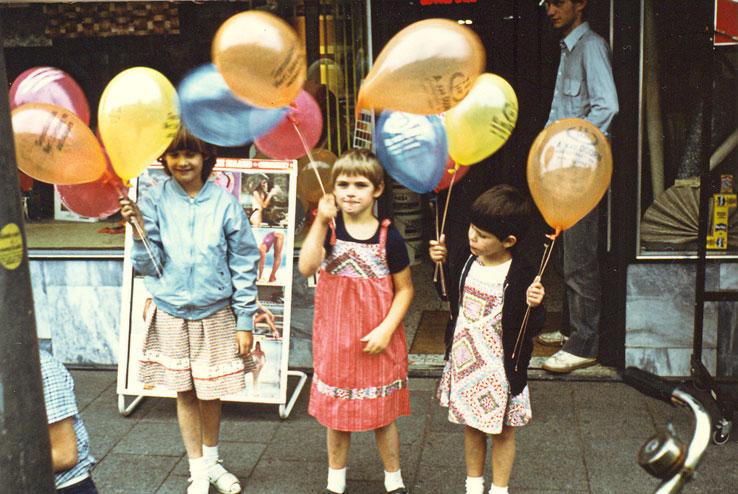 van doorn ballon meisjes