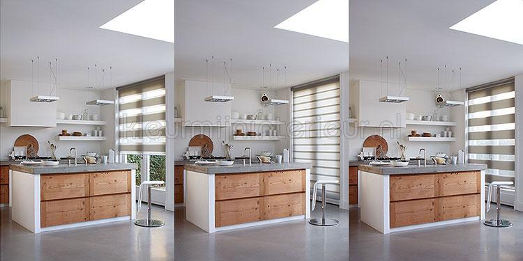 duo-rolgordijnen op maat eindhoven keuken