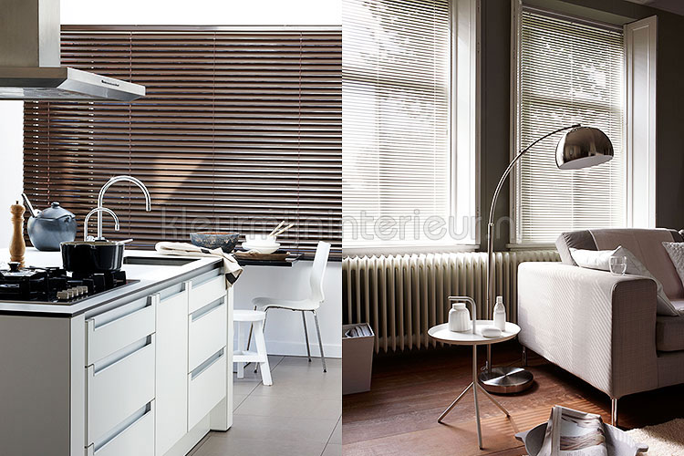 horizontale jaloezieën op maat keuken eindhoven
