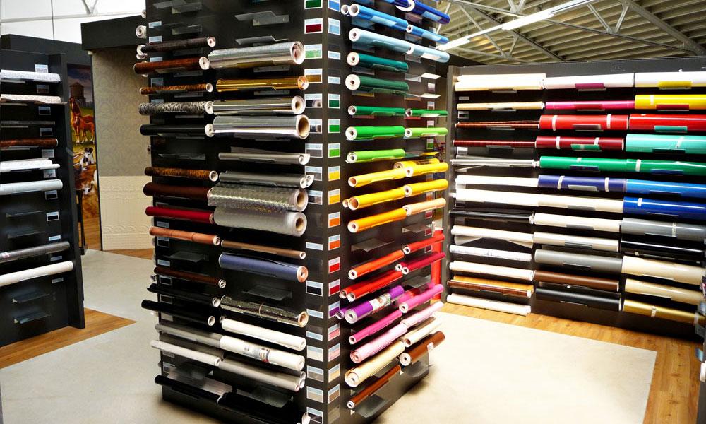 kleurmijninterieur showroom plakfolie kleeffolie raamfolie