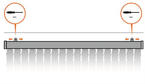 vliegengordijn kattenstaart ophangen