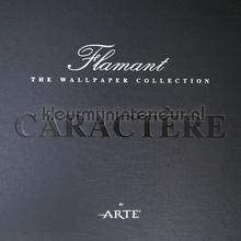 behang Flamant Caractere
