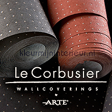 Arte Le Corbusier behang
