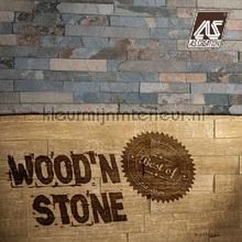 AS Creation Best of Wood and Stone 2 papel pintado
