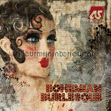 AS Creation Bohemian Burlesque papel pintado