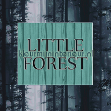 AS Creation Little Forest papel pintado