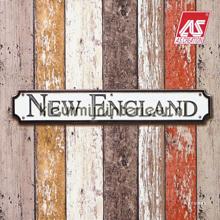 behang New England