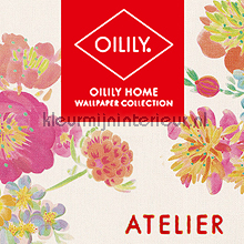 AS Creation Oilily Atelier papel pintado
