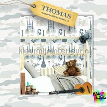 papel pintado Thomas