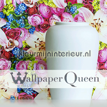 Fotobehang Wallpaper Queen
