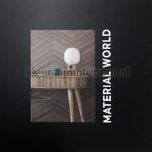 tapeten Material World