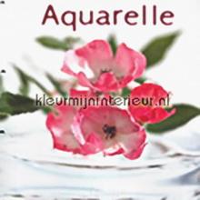 behang Aquarelle