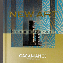 Casamance New Art behang collectie