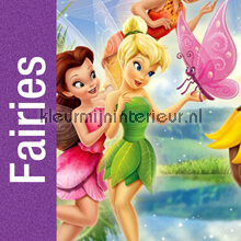 fotobehang Disney Fairies