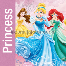 fotobehang Disney Princess