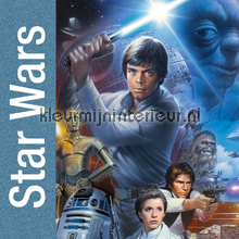 fotobehang Disney Star Wars