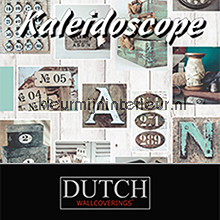 Dutch Wallcoverings Kaleidoscope behang
