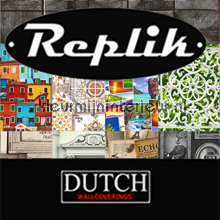 Dutch Wallcoverings Replik behang