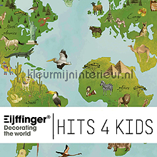 Eijffinger Hits 4 Kids wallcovering