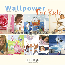 fotobehang Wallpower for kids