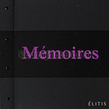 Elitis Memoires behang