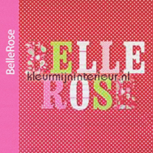 Esta home Belle Rose papier peint