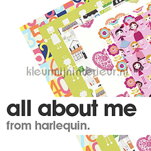Harlequin All about me cortinas