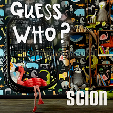 Scion Guess Who behang