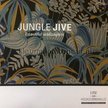 tapeten Jungle Jive