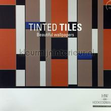 tapeten Tinted Tiles