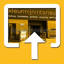 Pick-up Bewegwijzering interieurstickers