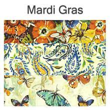 Prestigious Textiles Mardi Gras stoffer