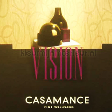 Casamance Vision behang collectie