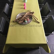 Kleurmijninterieur Teflon Gecoat Linnen table covering