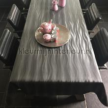 Kleurmijninterieur Teflon Gecoat Polyline table covering