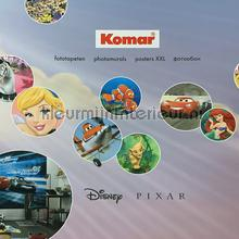Komar Disney Edition 3 decoration stickers