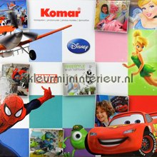 fotobehang Disney-kids