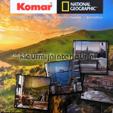 fotobehang National Geographic