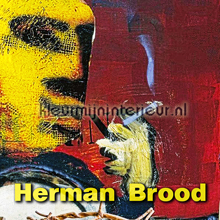 Noordwand Herman Brood fotobehang
