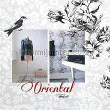 Onszelf Oriental Wallpaper carta da parati
