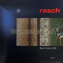 behang Black Forest