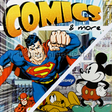 tapet COMICS and more