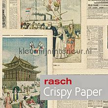 papel pintado Crispy Paper