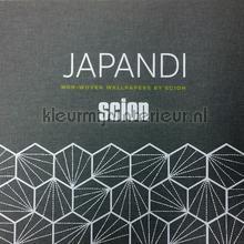 papel pintado Japandi