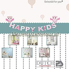 Dutch Wallcoverings Happy Kids behang