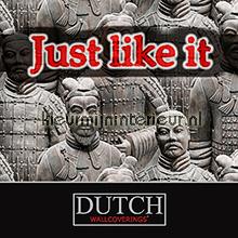 Dutch Wallcoverings Just like it behang