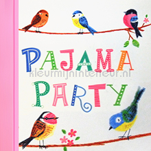Wallquest Pajama Party wallcovering