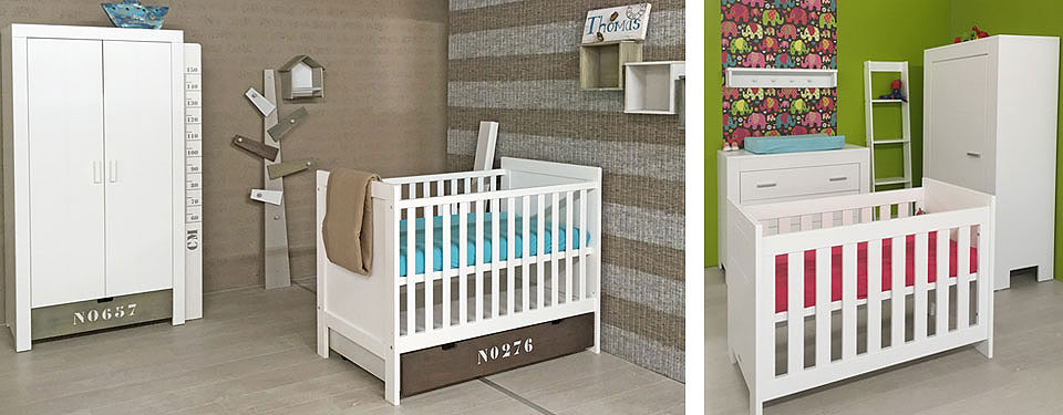 bopita babykamer babybedjes riviera maison