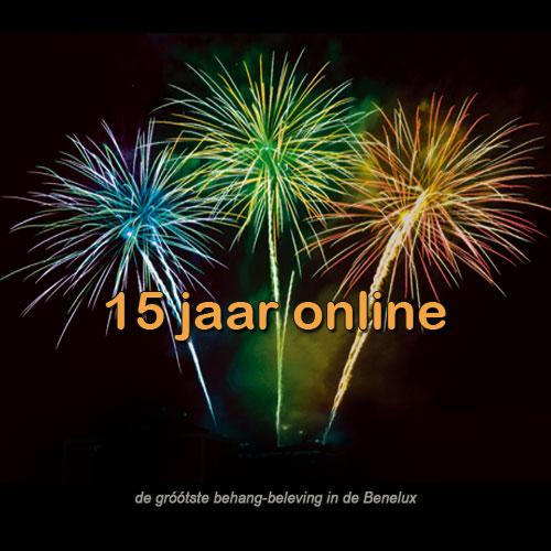 15 jaar online